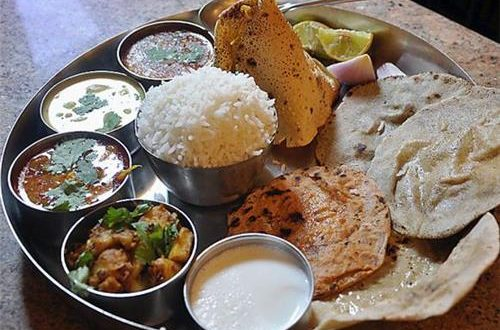 famous Haryanvi food
