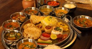 Delicious Rajasthani food