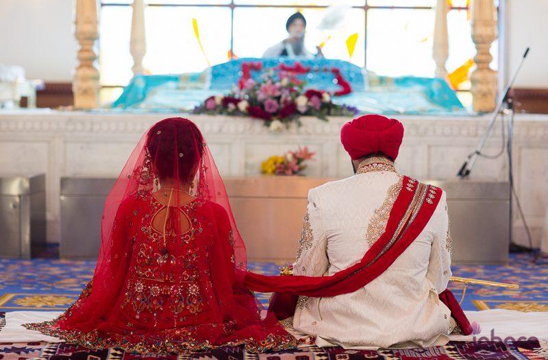 Traditional Punjabi wedding