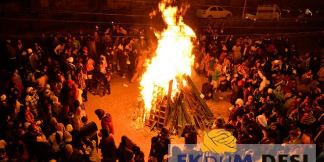 How Lohri is celebrated in Punjab?