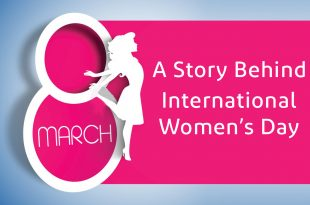 A Story behind International Women's Day