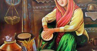 Traditional Punjabi Food
