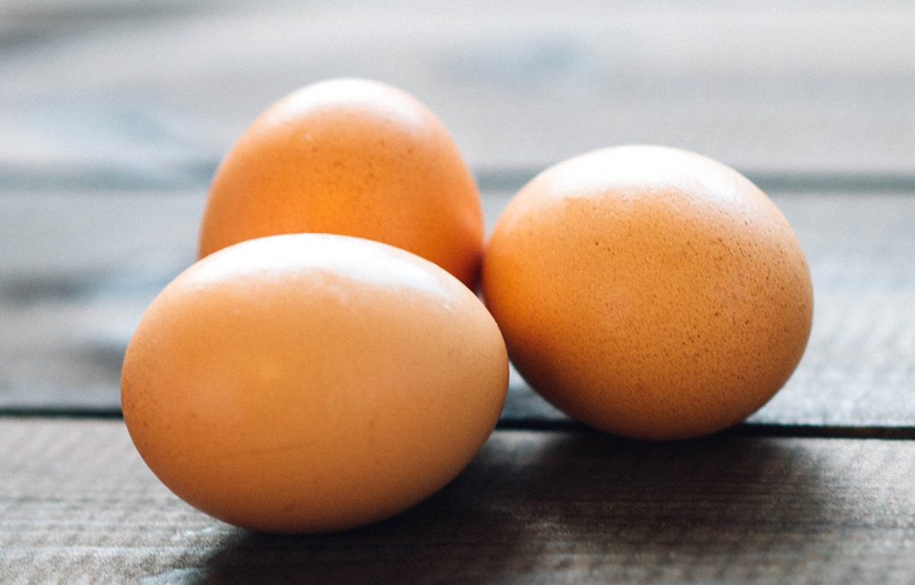 eggs- Desi diet before gym