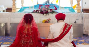 Traditional Punjabi wedding