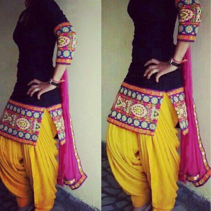 Traditional Punjabi Attire