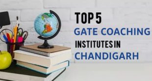 Top 5 Gate Coaching Institutes Chandigarh