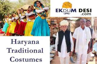 Haryana Traditional Costumes