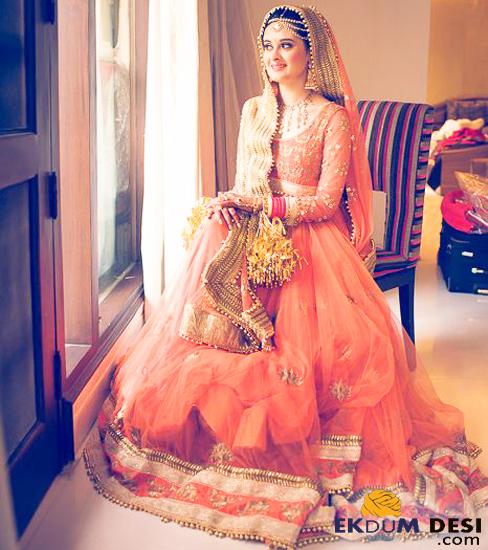 Haryanvi Bridal Dress