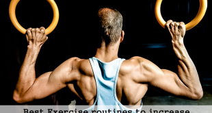 Best Exercise routines to increase Testosterone Levels